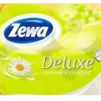 Zewa deluxe WC papír 16 tekercs kamillás